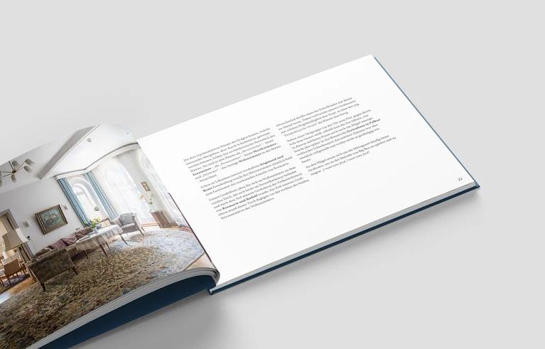 Geschichte eines Hauses Altbau Vila Bremen Fotobuch Reportage 13