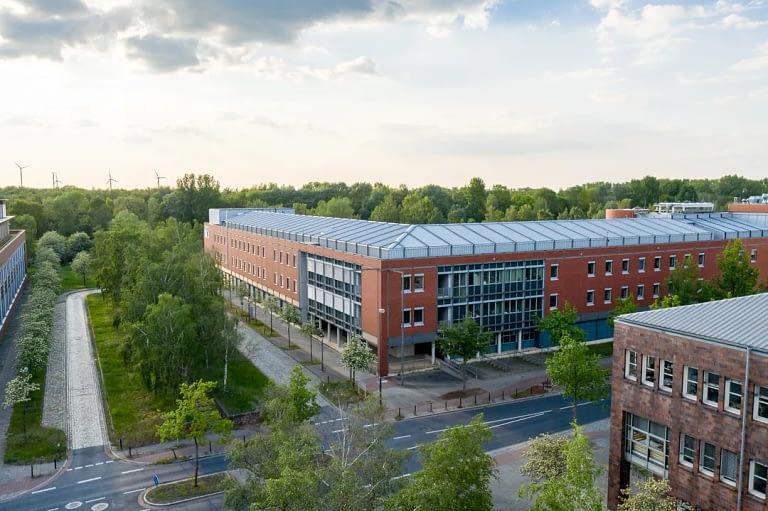 Drohnenfoto Luftaufnahme Max Planck Institut Bremen 3