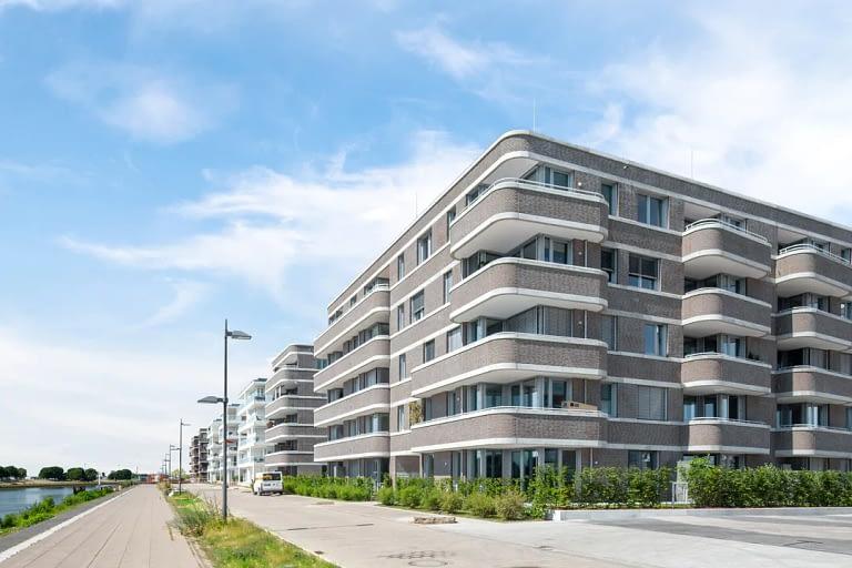 Architekturfotografie Ueberseestadt Bremen 2