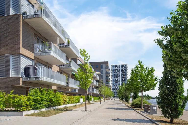 Architekturfotografie Ueberseestadt Bremen 3
