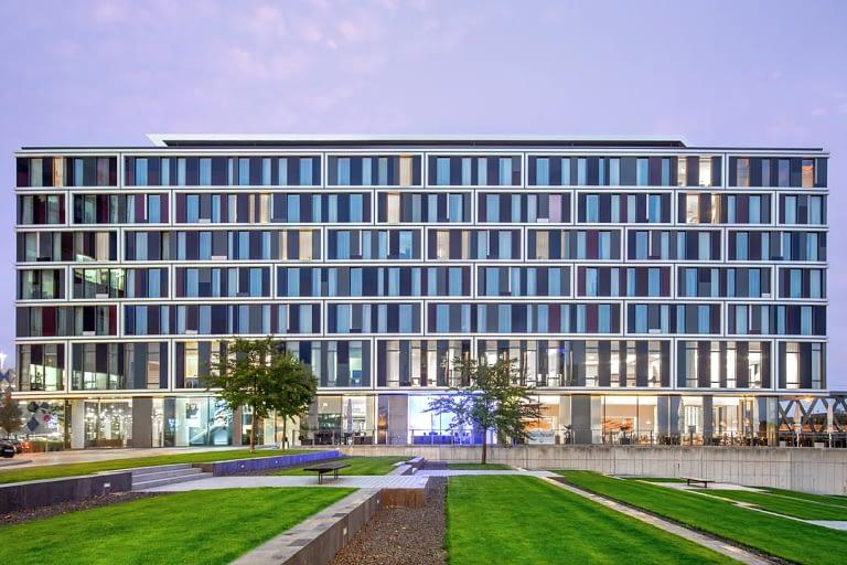 Blaue Stunde Architekturfotografie Bremen 9
