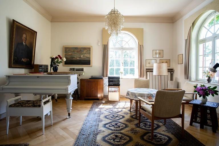 Geschichte eines Hauses Altbau Vila Bremen Fotobuch Reportage 4