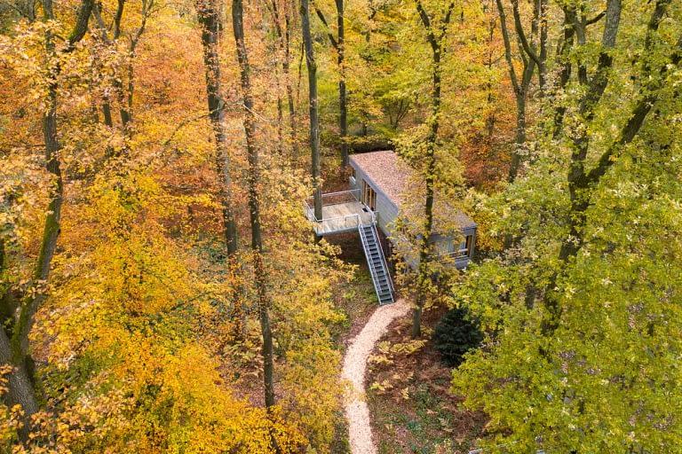Immobilien Architektur Ferienhaus Fotografie Resort Baumgeflueser Bad Zwischenahn 15