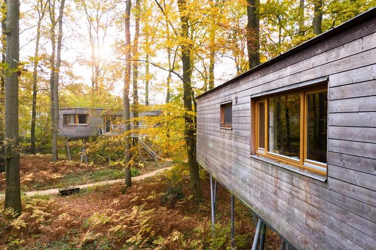 Immobilien Architektur Ferienhaus Fotografie Resort Baumgeflueser Bad Zwischenahn 17