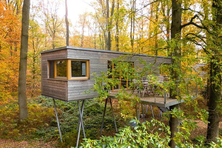 Immobilien Architektur Ferienhaus Fotografie Resort Baumgeflueser Bad Zwischenahn 19