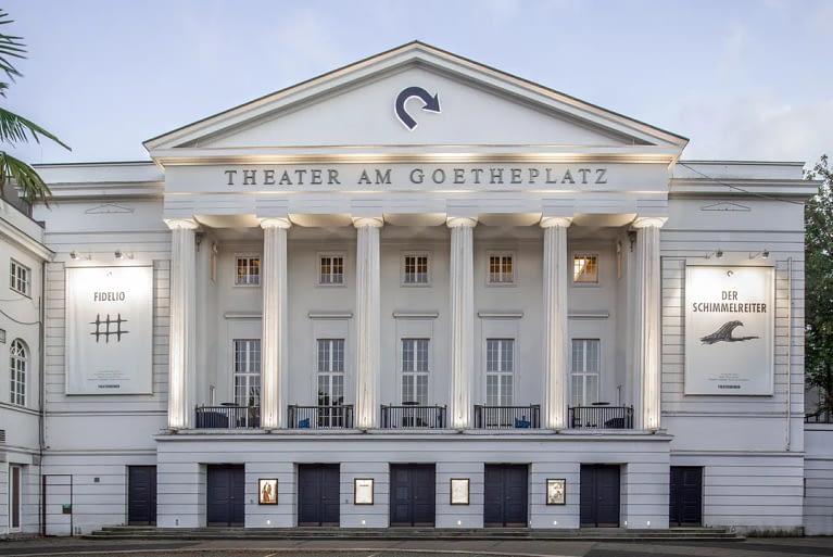 Blaue Stunde Architekturfotografie Bremen 10