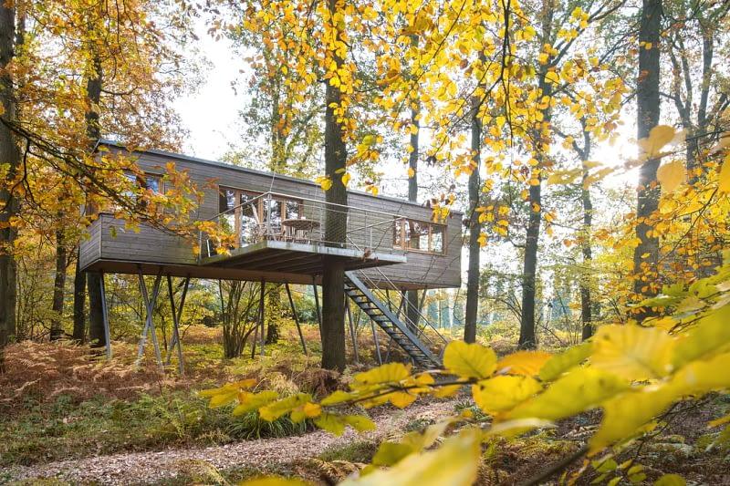 Immobilien Architektur Ferienhaus Fotografie Resort Baumgeflueser Bad Zwischenahn 2