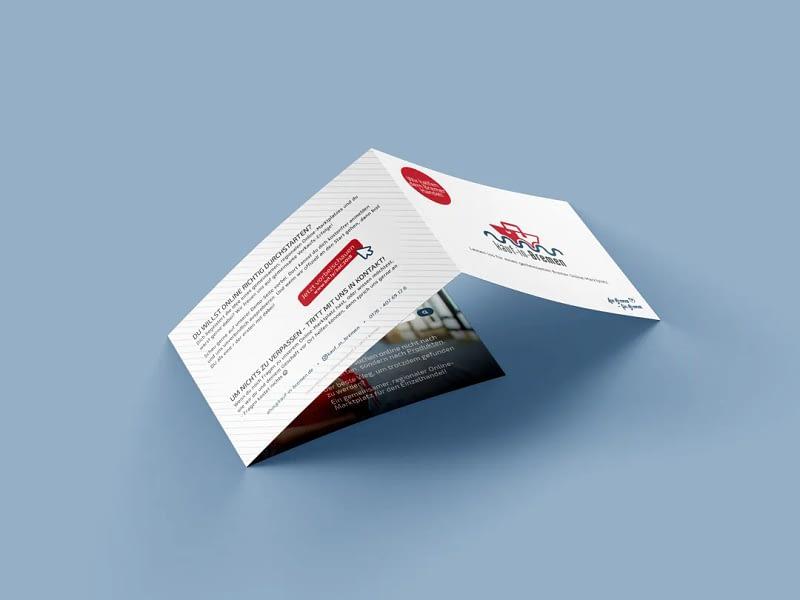 Visitenkarten Flyer Erstellung Tobias Mittmann 7
