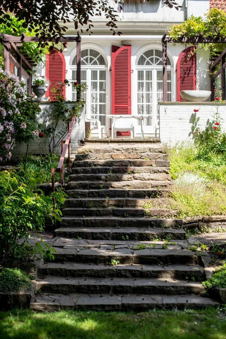 Geschichte eines Hauses Altbau Vila Bremen Fotobuch Reportage 11