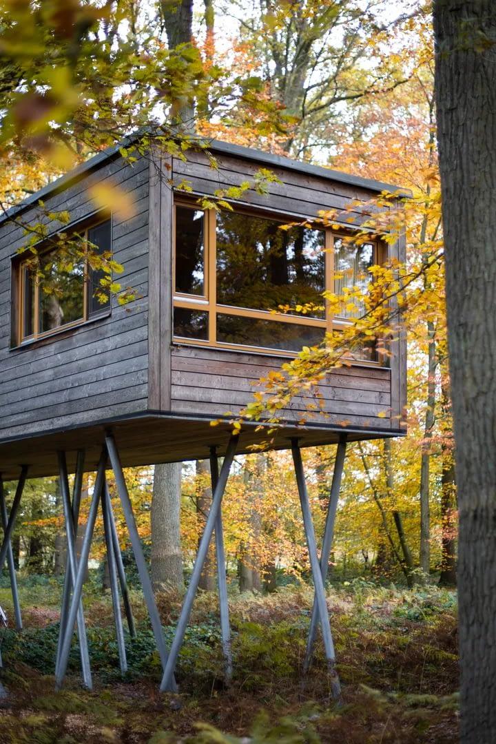 Immobilien Architektur Ferienhaus Fotografie Resort Baumgeflueser Bad Zwischenahn 5