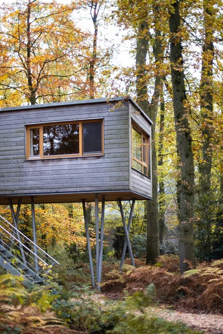 Immobilien Architektur Ferienhaus Fotografie Resort Baumgeflueser Bad Zwischenahn 7